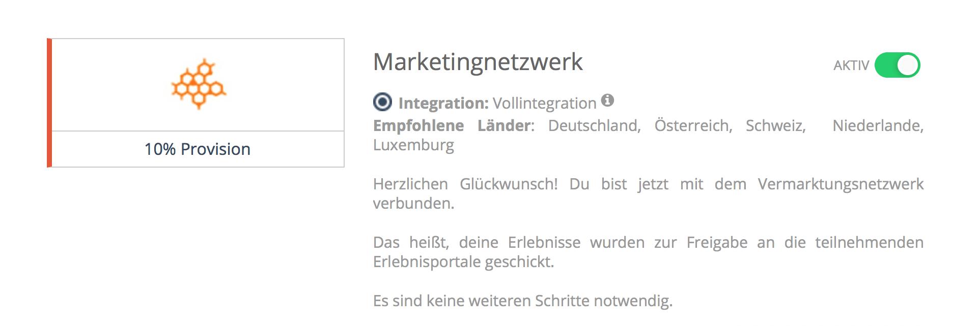 bookingkit-Cross-Selling-Vendor-Lokale-Erlebnisse-bewerben-Screenshot-Marktetingnetzwerk1-Sell-a-Friend