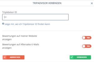 bookingkit-Kundenbewertungen-Tripadvisor-Google-Facebook-Verbinden-Tripadvisor