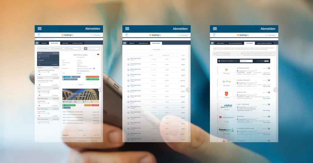 bookingkit App-Ticket-Scanner-Funktionen