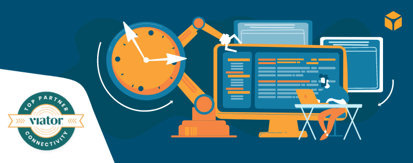 bookingkit est le meilleur partenaire de connectivité de Viator et garantit le meilleur processus de réservation pour vos clients.